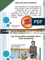 Ventajas Del Email Marketing