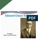Edward c Tolman