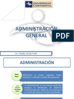 1 Admin is Trac Ion General