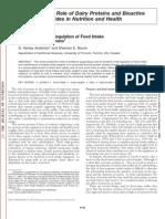 Anderson GH 2004- Dieta Proteina_ Regulacao_Apetite