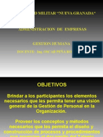 Gerencia Del Tt Hh Admon Empresas 2011
