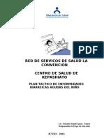 Plan Tactico Enfermedades Diarreicas Agudas 2011