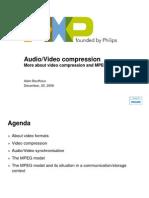 3. AV compression - More about video compression & MPEG - Dec06