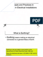 Concepts of Earthing