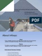HRM Presentation Infosys
