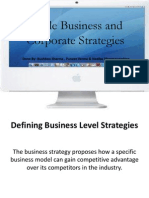 Apples Business and Corporate Strategies
