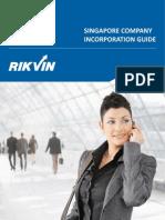 Rikvin Singapore Company Incorporation Guide