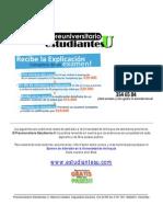 Examen de Admision Udea1