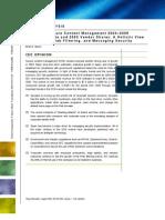 Industry Report - 2