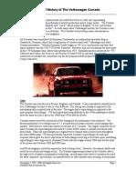 Corrado History