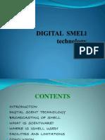 Digital Smell Presentation