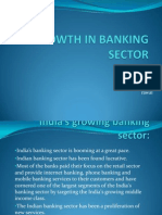 44770715 Growth in Banking Sector Ppt