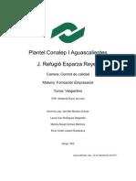 Plantel Conalep I Aguascalientes