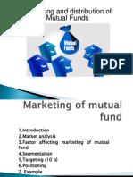 Marketing and Regulation Mutual Fund