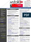 NewsFolio - September 2011 (The Change Is Here)
