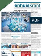 Ziekenhuiskrant, 21 September 2011