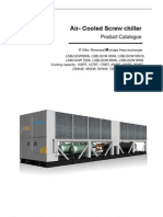 2011 Product Catalogue-Air Cooled Screw Chiller(M Type)