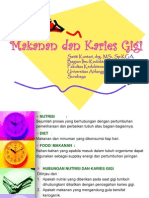 Makanan Dan Karies Gigi -Satiti Kuntari