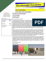 Dreadnaught Newsletter-September
