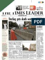 Times Leader 09-21-2011
