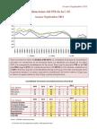 Avance Estimación PIB CAPV 2011 ( Septiembre)