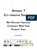 Appendix 7 ~ Co-Operative Structures Environmental Defenders Office (Northern Rivers)