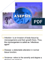 Introduction to Asepsis