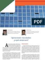 Operaciones Vinculadas ¿a qué atenernos? - Jul 2010 - Iuris - Sala & Serra Abogados