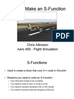Chris Atkinson - How to Make an S-Function