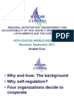 Experiences of Self-Regulation from Latin America