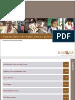 Haveri Study for h4h 16.08.2010 in Nivasa Format