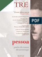 Apresentação da revista Cultura Entre Culturas nº3 por Luiz Pires dos Reys, na Casa Fernando Pessoa -20 de Setembro de 2011