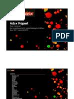 Barometre - Adex Report_aout 2011