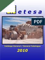 Catalogo 2010 Medium