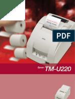 TM-U220B