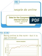 Pew Study_What People Do Online