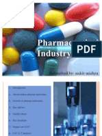 49448822 Pharmaceutical Industries Ppt