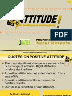9017086 Positive Attitude NEW