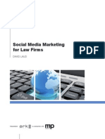 Social Media Marketing for Law Firms