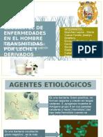 Bacterias Causantes de Enfermedades en El Hombre Transmitidas_ppt