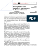 Beyond Singapore