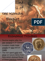 Presentation - The Decline and Fall of the Roman Empire