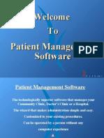 Patient Management Software Presentation