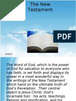 New Testament RCIA 2009