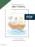 Grade1 History