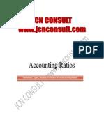 Accounting Ratios[1]
