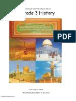 Grade3 History