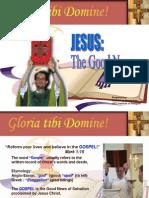 3 Jesus the Good News