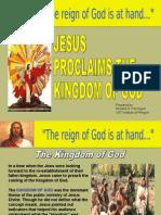 2 Jesus Proclaims the Kingd