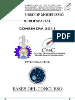 BASES 2011 Concurso de Modelismo Espacial Oficial